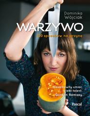 okładka Warzywo, Ebook   Dominika Wójciak