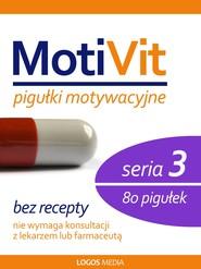 okładka MotiVit. Pigułki motywacyjne. Seria 3, Ebook | L. M. Book