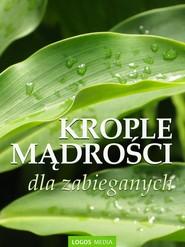 okładka Krople mądrości dla zabieganych, Ebook | L. M. Book