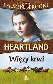 okładka Heartland (Tom 8). Więzy krwi, Ebook   Lauren Brooke