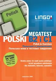 okładka Polski B2 i C1. Megatest, Ebook | Stanisław Mędak