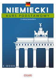 okładka Niemiecki Kurs podstawowy. 3 edycja, Ebook | autor zbiorowy