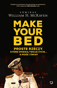 okładka Make Your Bed, Ebook | William H. McRaven