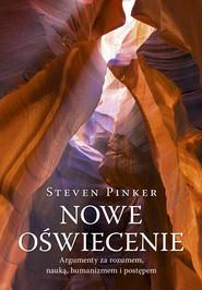okładka Nowe Oświecenie, Ebook | Steven Pinker