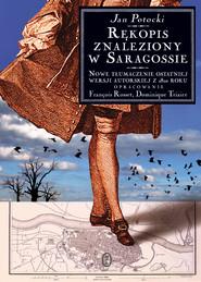 okładka Rękopis znaleziony w Saragossie. wersja z 1810 r., Ebook | Jan Potocki