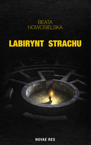 okładka Labirynt strachu, Ebook | Beata  Nowosielska