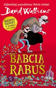okładka Babcia Rabuś, Ebook | David  Walliams