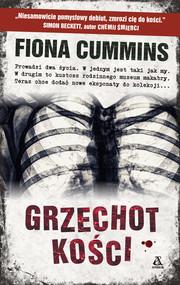 okładka Grzechot kości, Ebook | Fiona Cummins