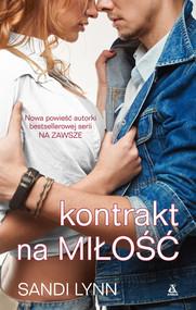 okładka Kontrakt na miłość, Ebook | Sandi Lynn