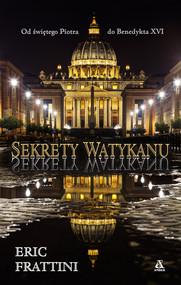okładka Sekrety Watykanu, Ebook | Eric Frattini