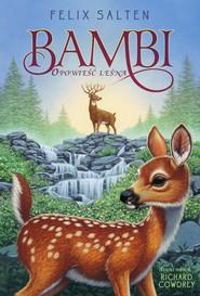 okładka Bambi. Opowieść leśna, Ebook | Felix Salten