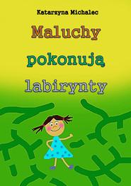 okładka Maluchy pokonują labirynty, Ebook | Katarzyna Michalec
