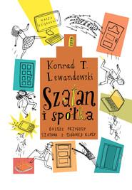 okładka Szatan i spółka, Ebook   Konrad T. Lewandowski