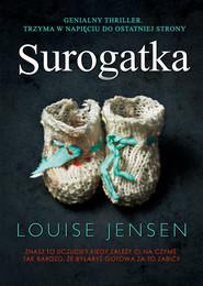 okładka Surogatka, Ebook | Louise  Jensen