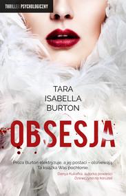 okładka Obsesja, Ebook | Tara Isabella  Burton