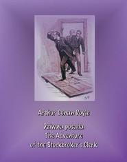 okładka Dziwna posada. The Adventure of the Stockbroker's Clerk, Ebook   Arthur Conan Doyle