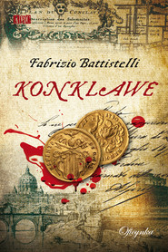 okładka Konklawe, Ebook | Fabrizio Battistelli