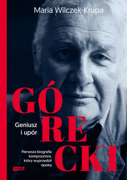 okładka Górecki, Ebook | Maria Wilczek-Krupa