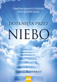 okładka Dotknięta przez niebo, Ebook   Nancy Ravenhill