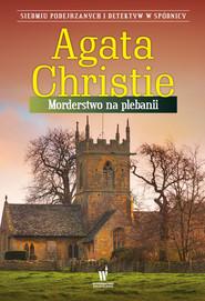 okładka Morderstwo na plebanii, Ebook   Agata Christie