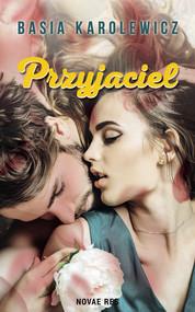 okładka Przyjaciel, Ebook | Basia Karolewicz
