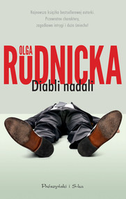 okładka Diabli nadali, Ebook | Olga Rudnicka