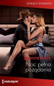 okładka Noc pełna pożądania, Ebook | Joanne Rock