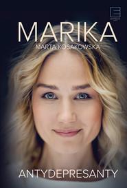 okładka Antydepresanty, Ebook   Marika Marta Kosakowska