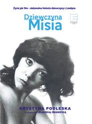 okładka Dziewczyna Misia, Ebook | Klaudia Iwanicka, Krystyna Podleska