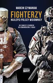 okładka Fighterzy, Ebook | Marcin Szymaniak