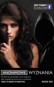 okładka Anonimowe Wyznania, Ebook | Anonimowe Wyznania