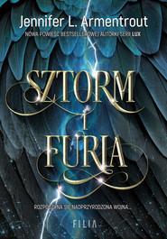 okładka Sztorm i Furia, Ebook | Jennifer L. Armentrout