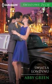 okładka Światła Londynu, Ebook | Abby Green