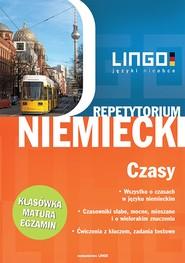 okładka Niemiecki. Czasy. Repetytorium, Ebook | Tomasz Sielecki