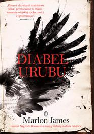 okładka Diabeł Urubu, Ebook   Marlon James