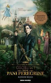 okładka Osobliwy dom pani Peregrine, Ebook | Ransom Riggs