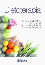 okładka Dietoterapia, Ebook | Dariusz  Włodarek, Ewa Lange, Lucyna  Kozłowska, Dominika  Głąbska