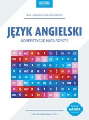 okładka Język angielski. Korepetycje maturzysty, Ebook | Anna Treger
