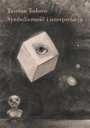 okładka Symboliczność i interpretacja, Ebook | Todorov Tzvetan