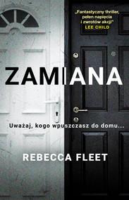 okładka Zamiana, Ebook | Rebecca Fleet