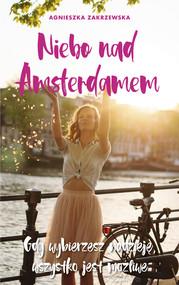 okładka Niebo nad Amsterdamem, Ebook | Agnieszka Zakrzewska