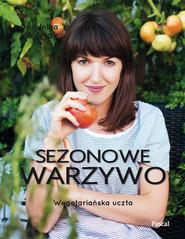 okładka Sezonowe warzywo, Ebook   Dominika Wójciak