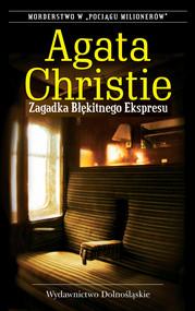 okładka Zagadka Błękitnego Ekspresu, Ebook | Agata Christie