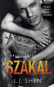 okładka Szakal, Ebook | L.J.Shen