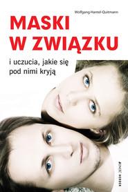 okładka Maski w związku, Ebook | Wolfgang Hantel-Quitmann