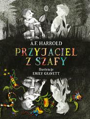okładka Przyjaciel z szafy, Ebook | A.F. Harrold
