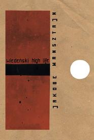okładka Wiedeński high life, Ebook | Jakobe Mansztajn