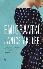 okładka Emigrantki, Ebook | Janice Y. K. Lee