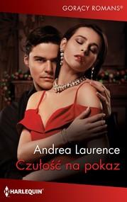 okładka Czułość na pokaz, Ebook | Andrea Laurence