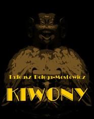 okładka Kiwony, Ebook | Tadeusz Dołęga-Mostowicz